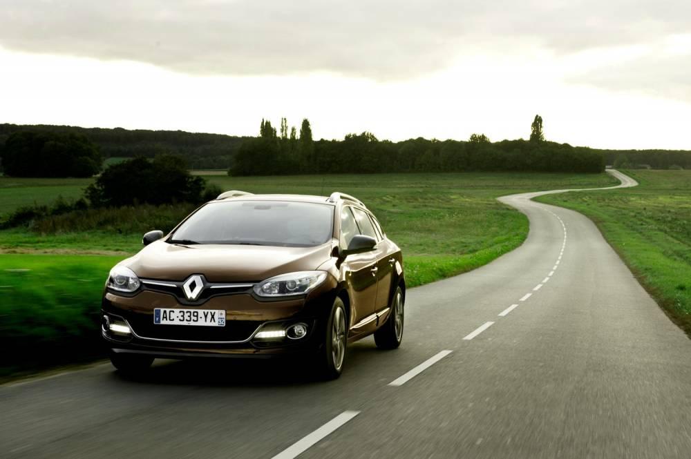 Le moteur 1.2 TCE proposé sur la nouvelle Renault Mégane émet plus de particules qu'un Diesel récent équipé d'un filtre. ©  RENAULT