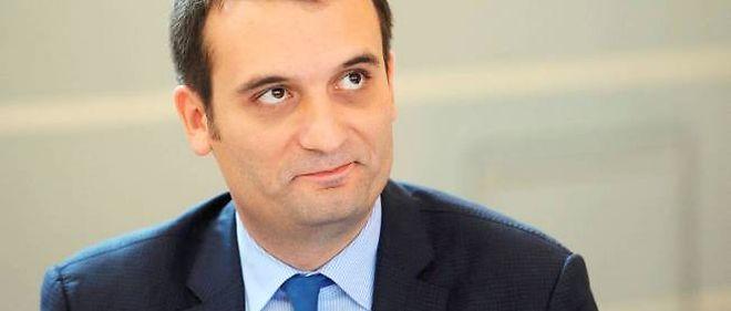 Florian Philippot critique le nouveau gouvernement.