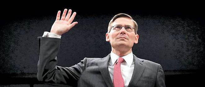 L'ancien directeur de la CIA, Michael Morell.
