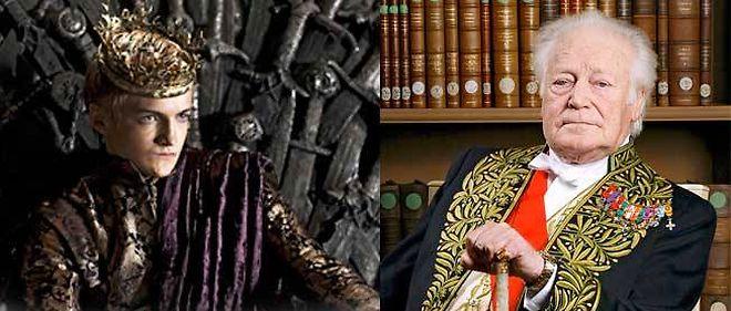 """""""Game of Thrones"""" : tout est parti des """"Rois maudits"""""""