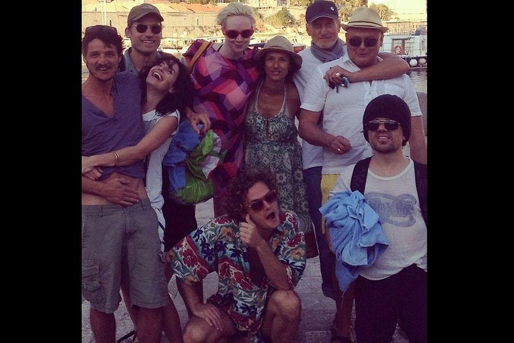 La famille Lannister en vacances