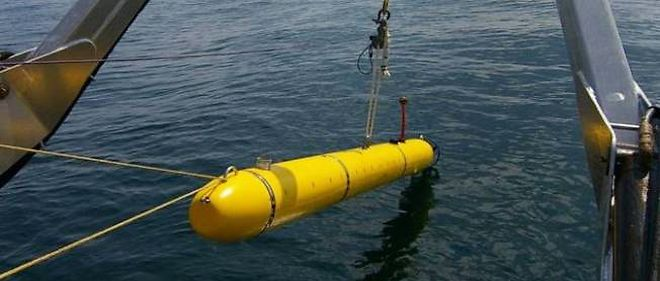 Un robot Bluefin. Photo d'illustration.