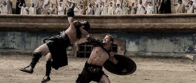 "Hercule (Kellan Lutz) en gladiateur moderne dans ""La Légende d'Hercule"""