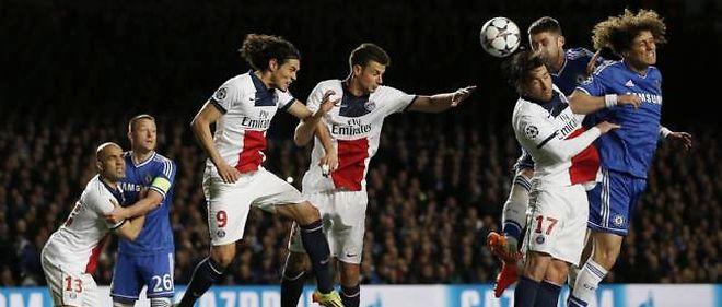 Les Parisiens ont fini par céder à deux reprises face à Chelsea (2-0) et sont éliminés de la Ligue des champions.