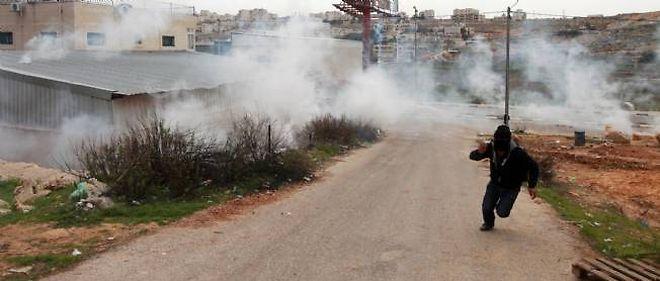Une altercation à Ramallah en 2012 (photo d'illustration).