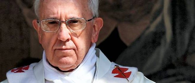 Le pape François s'est exprimé pour la première fois sur la pédophilie des prêtres.