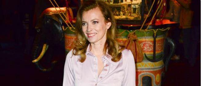 Valérie Trierweiler, fin mars à Paris