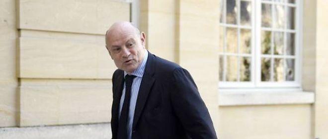 Le secrétaire d'État aux Relations avec le Parlement, Jean-Marie Le Guen, le 10 avril 2014 à Paris.