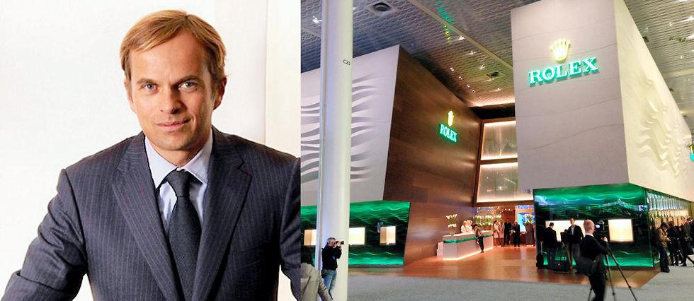 C'est officiel : Jean-Frédéric Dufour (ex-Zenith) prend la tête de Rolex