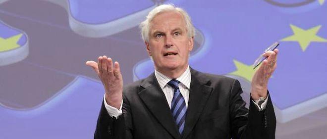 La proposition de Michel Barnier de suspendre la notation des pays sous assistance a été rejetée par ses collègues commissaires européens.