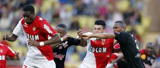 Monaco et Guingamp n'ont pu se départager à Louis-II pour le compte de la 36e journée.