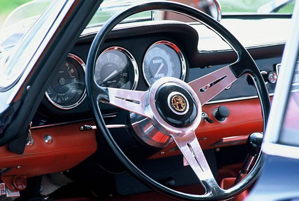 Si vous n'avez pas envie d'entrer et de vous emparer du volant, la cause est perdue ©  Alfa Romeo
