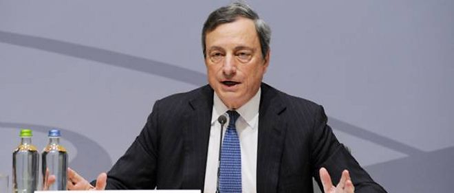 Mario Draghi, photo d'illustration.
