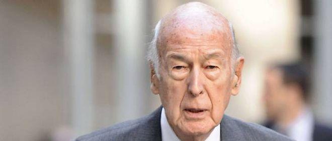 L'ancien président de la République Valéry Giscard d'Estaing.
