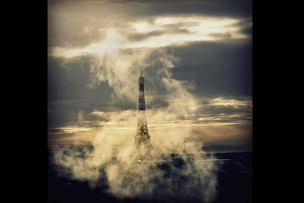 """""""La tête dans les nuages"""" de Florence Notté"""