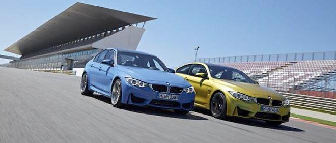 Deux façons de voir la très haute performance, mais une seule façon de faire pour les BMW M3 & M4, deux propulsions tranchantes et envoûtantes.
