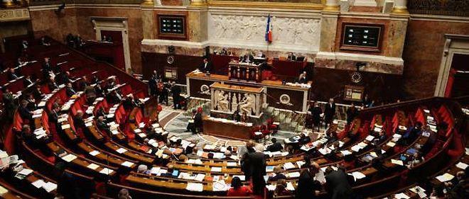 Photo d'illustration de l'Assemblée nationale.