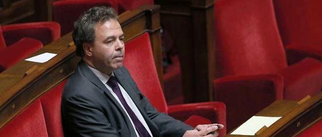 Luc Chatel, vice-président délégué de l'UMP et député de Haute-Marne.