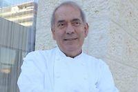 Le chef Shalom Kadosh ©Gilles Pudlowski