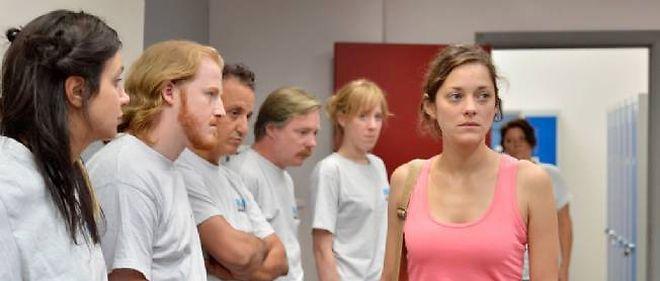 """Deux fois Palme d'or (en 1999 et 2005), les frères Dardenne reviennent à Cannes avec """"Deux jours, une nuit"""", dont le rôle principal est interprété par Marion Cotillard."""