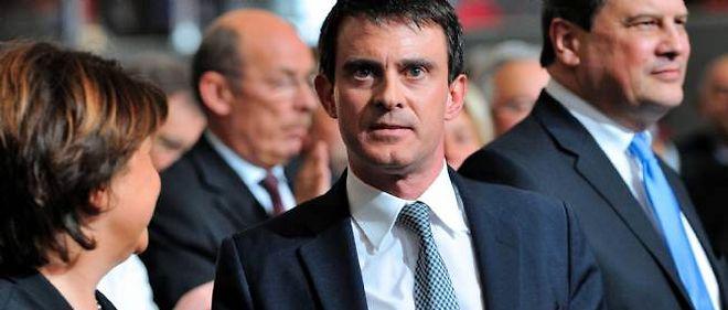 Martine Aubry, Manuel Valls et Jean-Christophe Cambadélis.