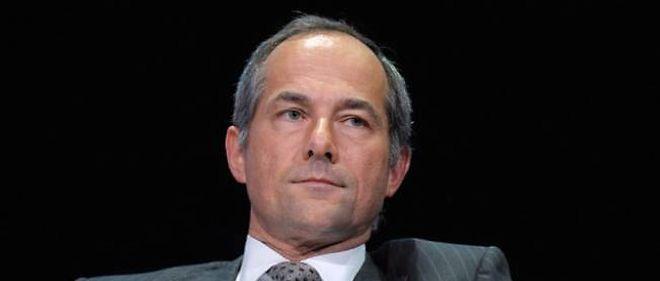Le P-DG de la Société générale, Frédéric Oudéa, en novembre 2013 à Paris.