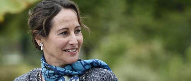 La ministre de l'Écologie Ségolène Royal envisage une fusion de la région Poitou-Charentes, qu'elle a longtemps présidée, et de la région Pays de la Loire.