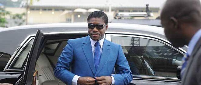 Teodorin Nguema Obiang.