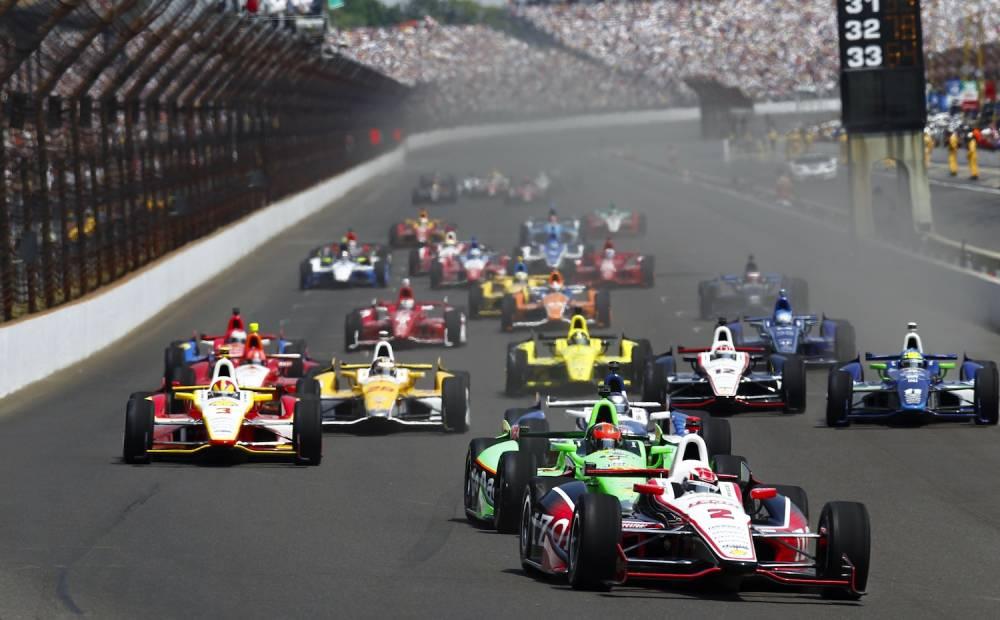 Tout le monde retient son souffle au départ pour la course la plus rapide de la planète ©  DR
