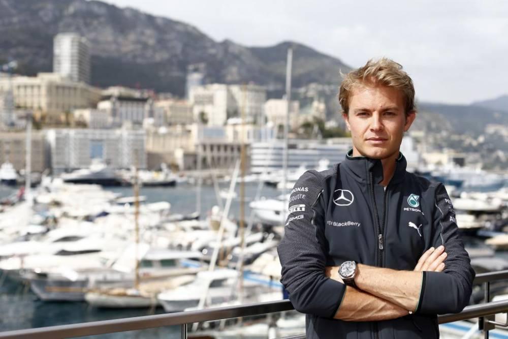 Rosberg a grandi et vit à Monaco dont il connait chaque centimètre du circuit ©  Mercedes