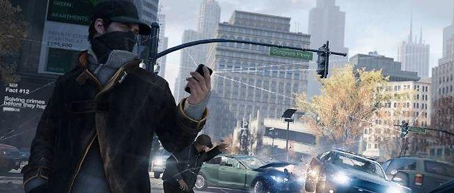 Aiden Pierce, le héros de Watch Dogs, est capable de prendre le contrôle de tous les appareils connectés.