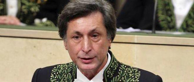 Patrick de Carolis est lui aussi éclaboussé par le scandale Bygmalion.