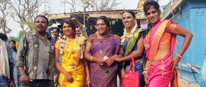 Inde Le Troisieme Sexe Grandeur Et Misere Le Point