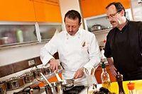 Prendre des cours de cuisine à l'Oasis. ©Bruno Preschesmisky