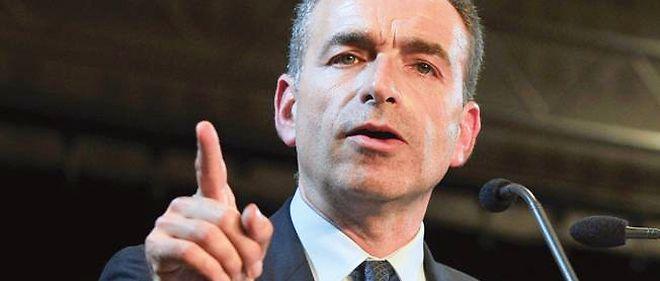 """Jean-François Copé, comme tous les hommes politiques qui se débattent dans les """"affaires"""", se réjouit que la justice fasse son travail."""