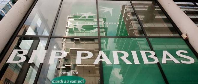 Image d'illustration : une agence BNP Paribas