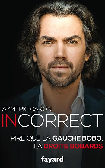 La couverture du livre d'Aymeric Caron ©  Aymeric Caron/Fayard