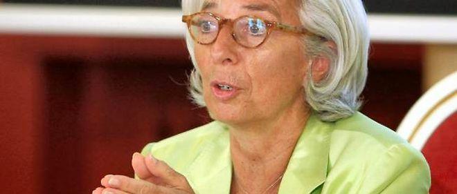 L'ancienne ministre de l'Économie française Christine Lagarde affirme qu'elle n'est pas intéressée par la présidence de la Commission européenne.