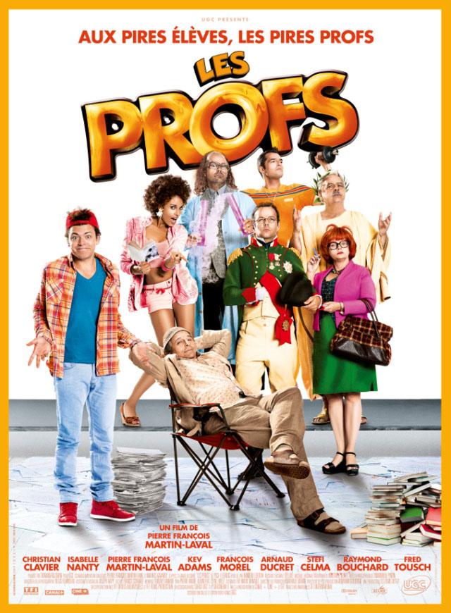 Les Profs (2013) ©  UGC Distribution