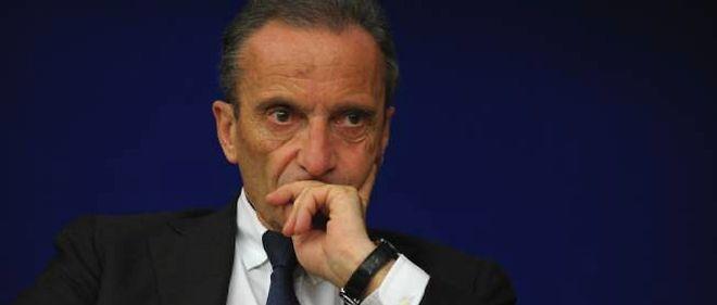"""Le P-DG d'EDF, Henri Proglio, est visé par une enquête pour """"trafic d'influence""""."""