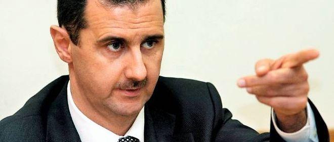 Bachar el-Assad a été réélu président de la Syrie il y a moins d'une semaine au terme d'une élection contestée.