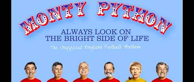 Mondial 2014 : quand les Monty Python se moquent de l'équipe nationale anglaise
