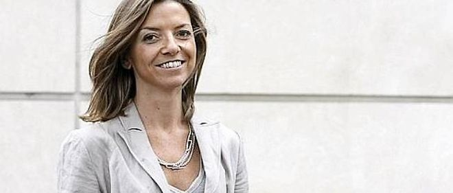 Laurence Boone a été désignée comme nouvelle conseillère économique de l'Elysée en lieu et place d'Emmanuel Macron