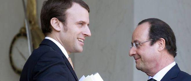 Le secrétaire général adjoint de l'Élysée Emmanuel Macron quittera le cabinet du chef de l'État en juillet.