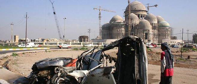 Mossoul, deuxième ville d'Irak (photo d'illustration).