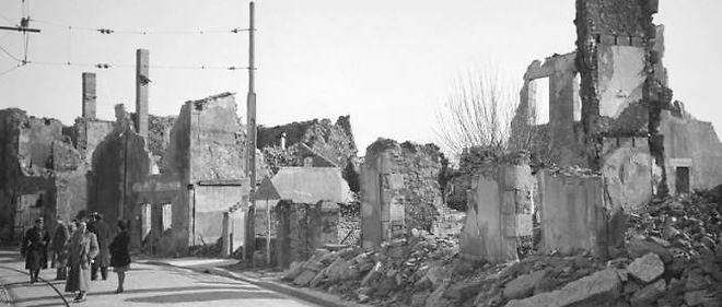 Le 10 juin 1944, les SS procédaient au massacre de 624 habitants d'Oradour-sur-Glane.