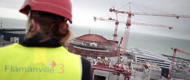 La construction d'un parc d'EPR à grande échelle en France - réacteur de troisième génération - représenterait un investissement de 240 à 260 milliards d'euros.