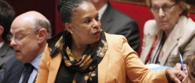Le texte porté par Christiane Taubira doit maintenant passer devant le Sénat.