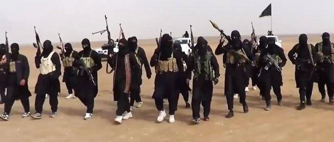 Photo issue d'une vidéo de propagande de l'État islamique en Irak et au Levant, mise en ligne le mercredi 11 juin 2014.