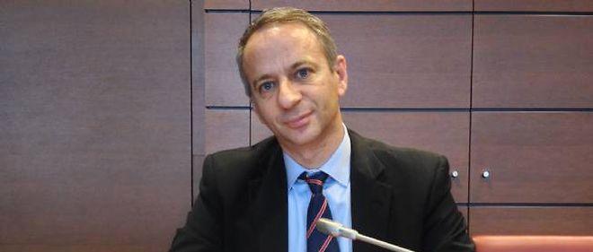 Laurent Baumel, député d'Indre-et-Loire, est l'un des leaders des frondeurs du Parti socialiste.